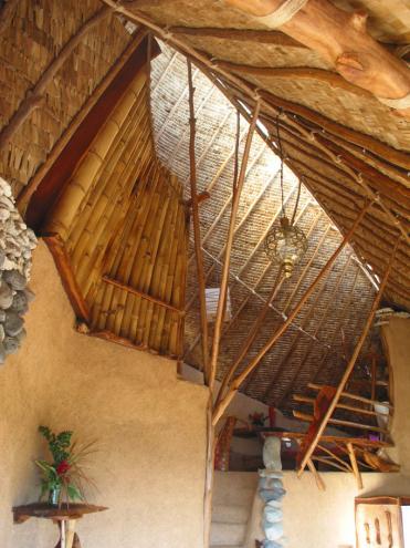 architecture en polynesie